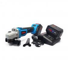 Аккумуляторная болгарка, купить недорого, качественная, проверенная, УШМ, болгарка, Toua DBLAG115